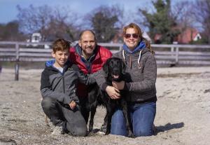 Bruno und Familie