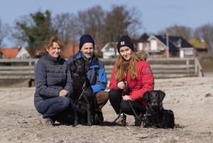 Souki mit Birka und Familie
